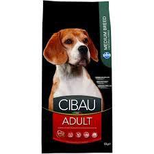 sacchetto cibo per cani Cibau