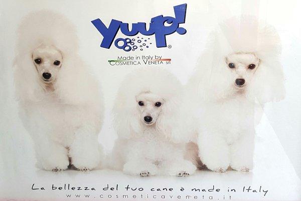 Prodotti bellezza per animali YUP