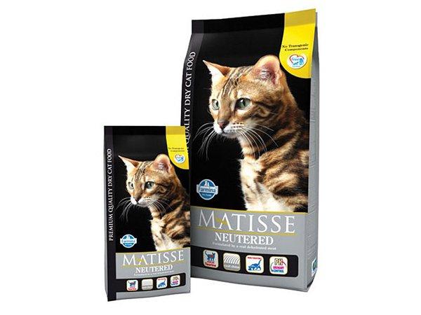 sacchetti di cibo per gatti Matisse