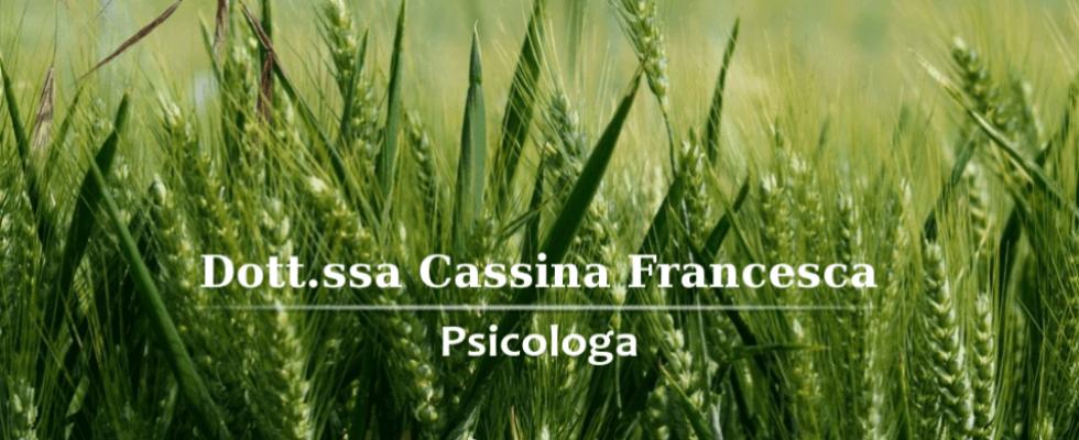 Dott.sa Cassina Francesca