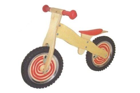 Fahrrad aus Holz