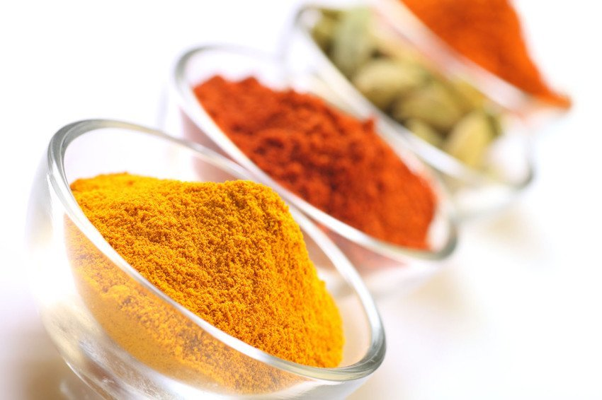 spices hot