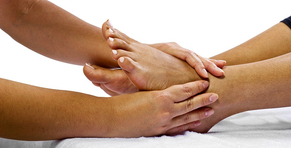 Advanced reflexology