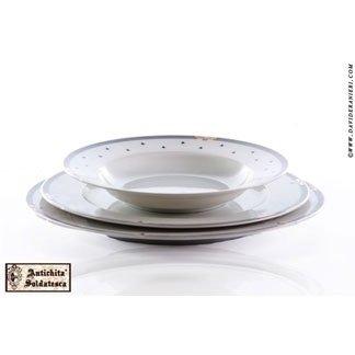 vetro e argento