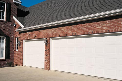 variety garage door sizes