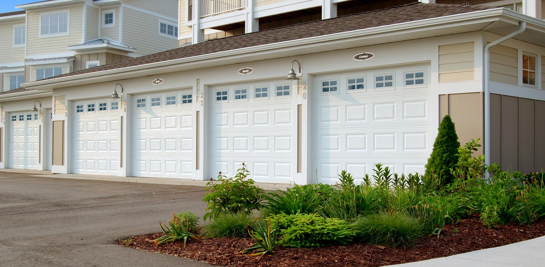 multi family garage door