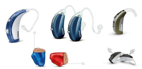 apparecchi acustici ponak