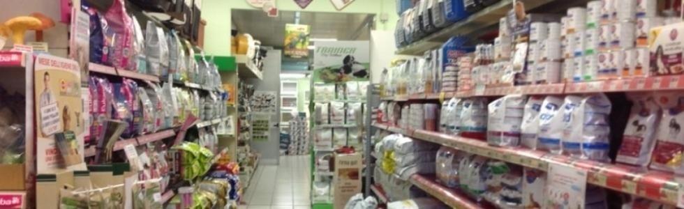 alimenti e accessori per animali