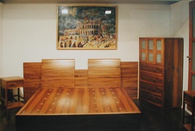 arredi interni di legno