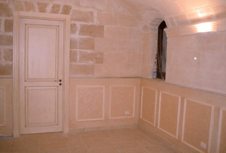 Infissi e porte in legno