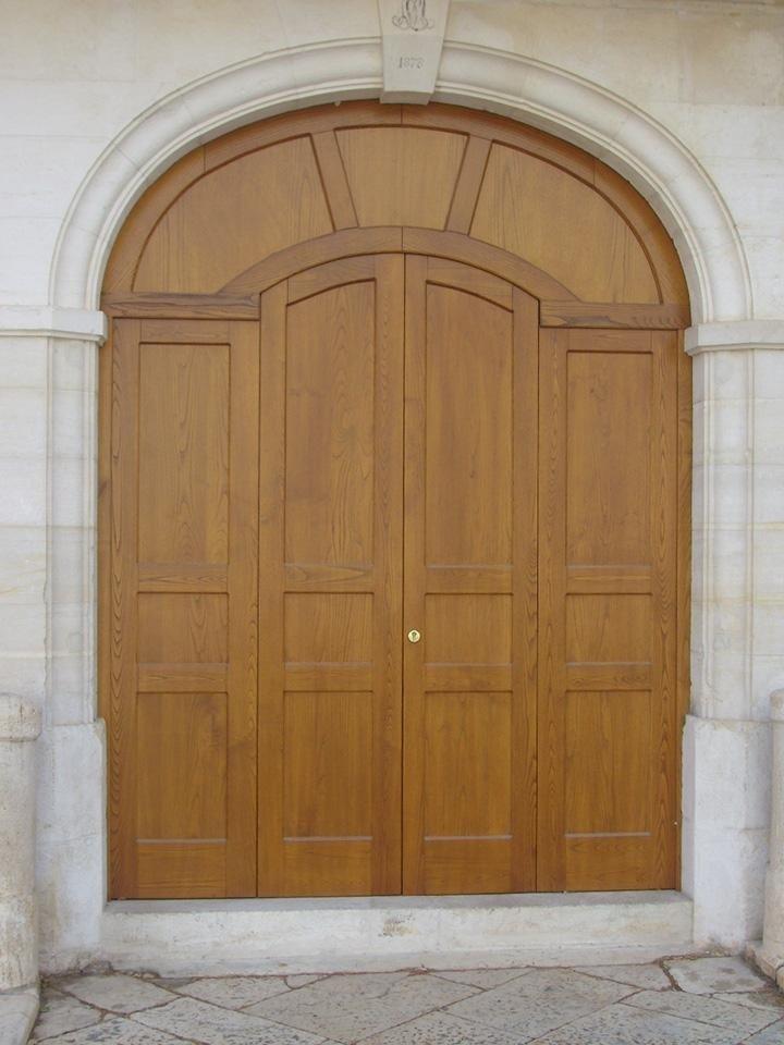 porte e infissi in legno