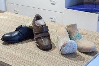 realizzazione scarpe su misura