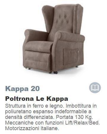 Poltrone Kappa