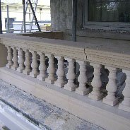 new balustrade