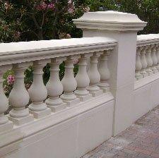 balustrading  for commercial properties