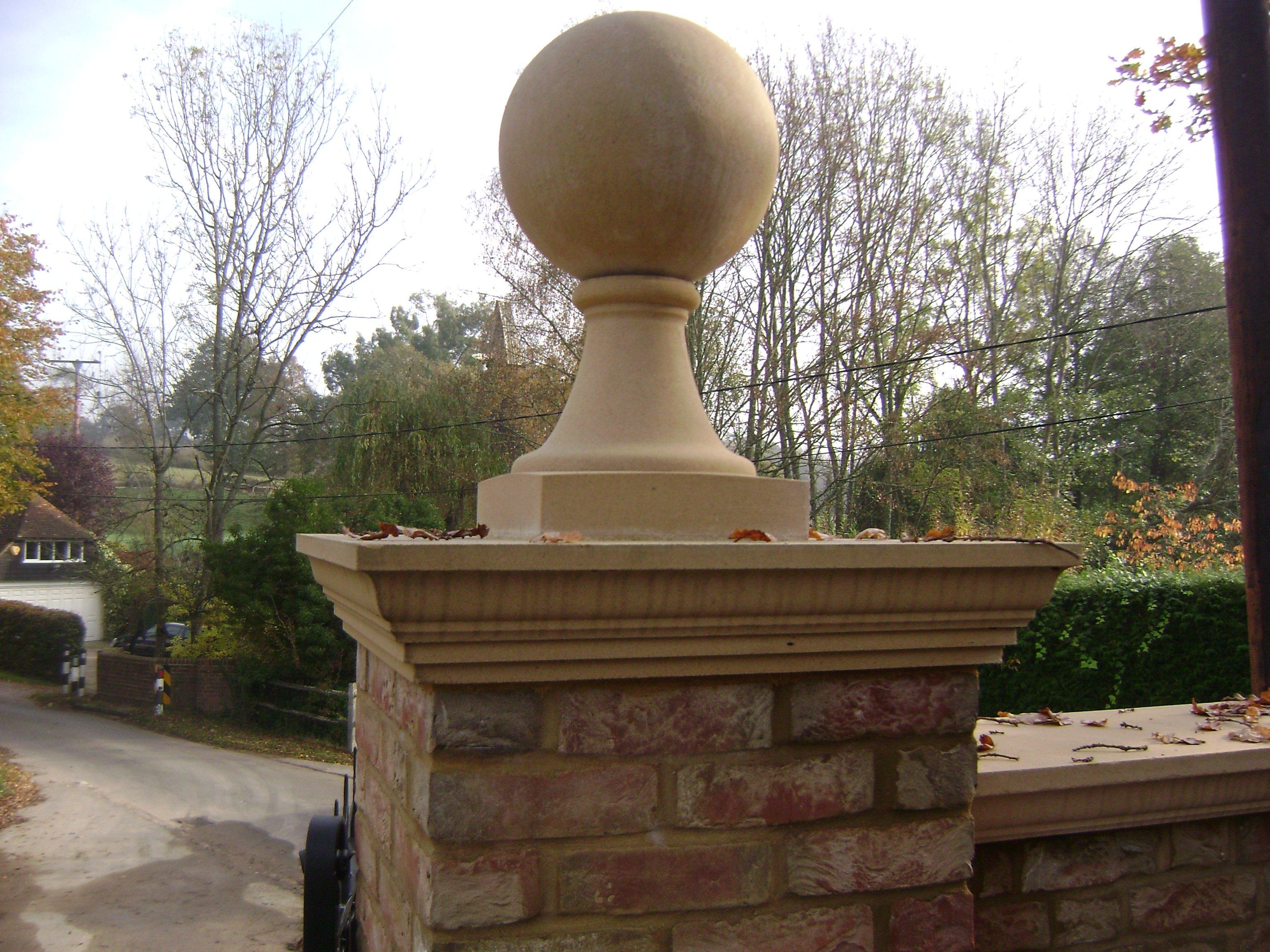 stone fixture