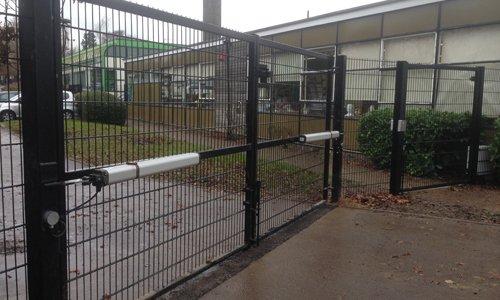 service gate
