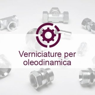 Verniciature per oleodinamica