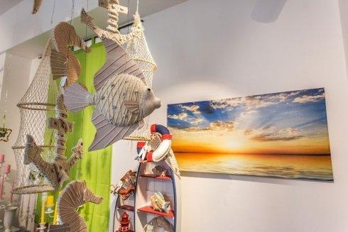 decorazioni marine