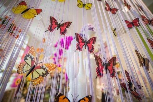 farfalle da appendere
