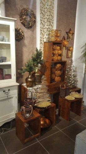 arredi e decorazioni natalizie