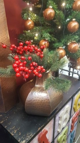 piante artificiali natalizie