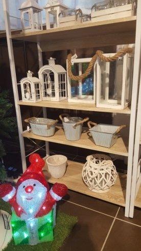 lanterne ed articoli in legno