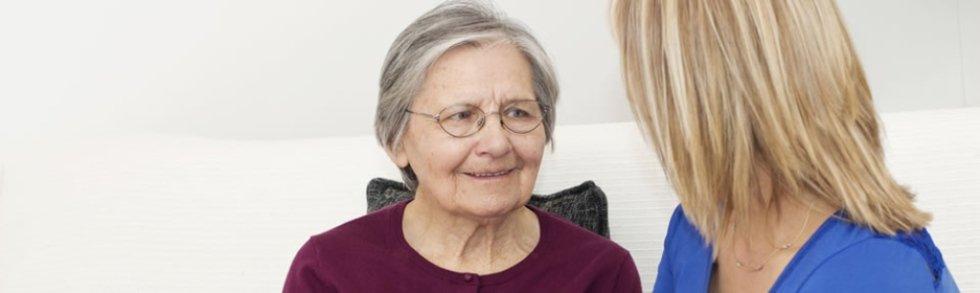 Accoglienza anziani Genova