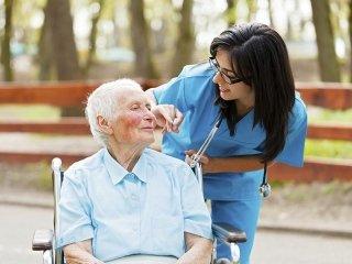 Fisioterapia anziani Casa di riposo