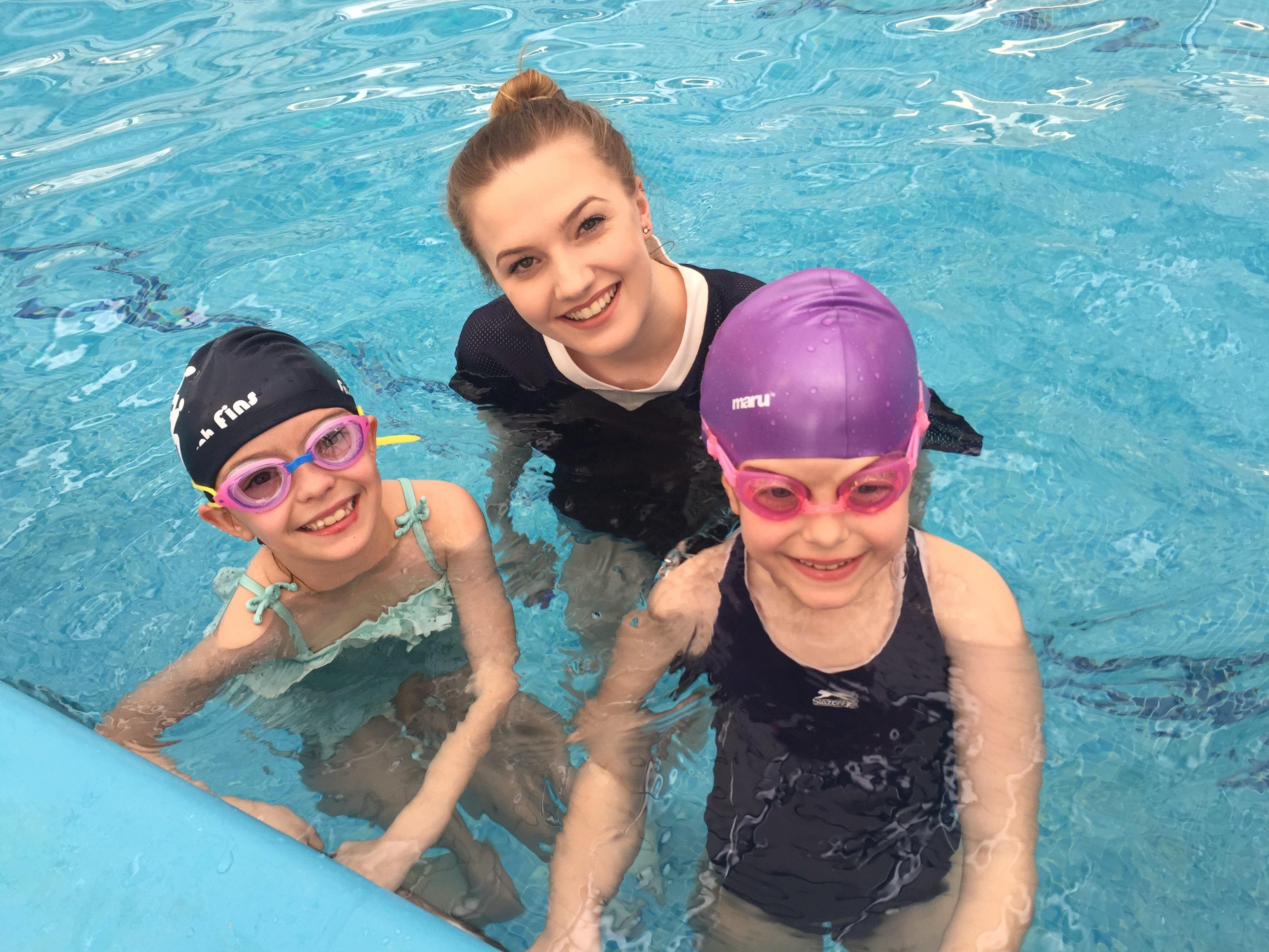 Fins Swimming Club A Club Providing Life Saving Skills