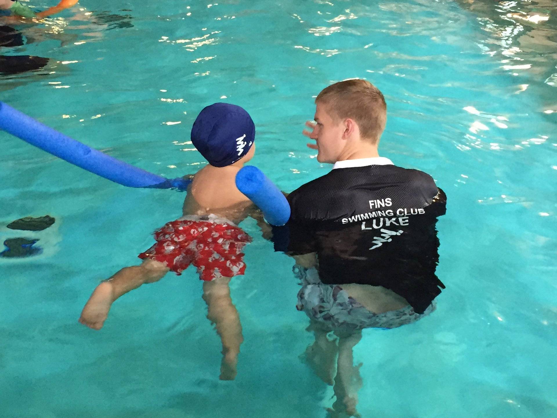Learn to Swim Lessons Book Online