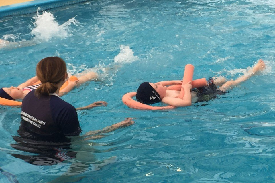 One To One Swimming Lessons In Farnborough