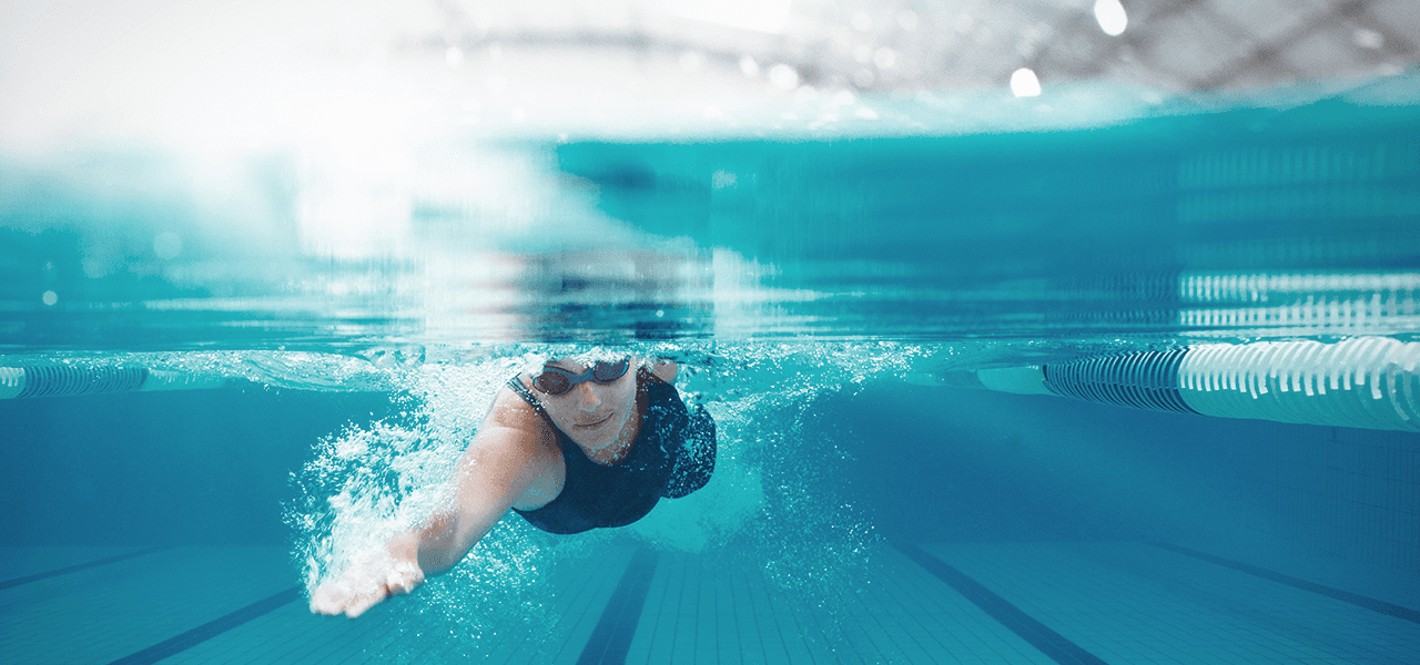 Swimming Lessons For Clients In Farnborough