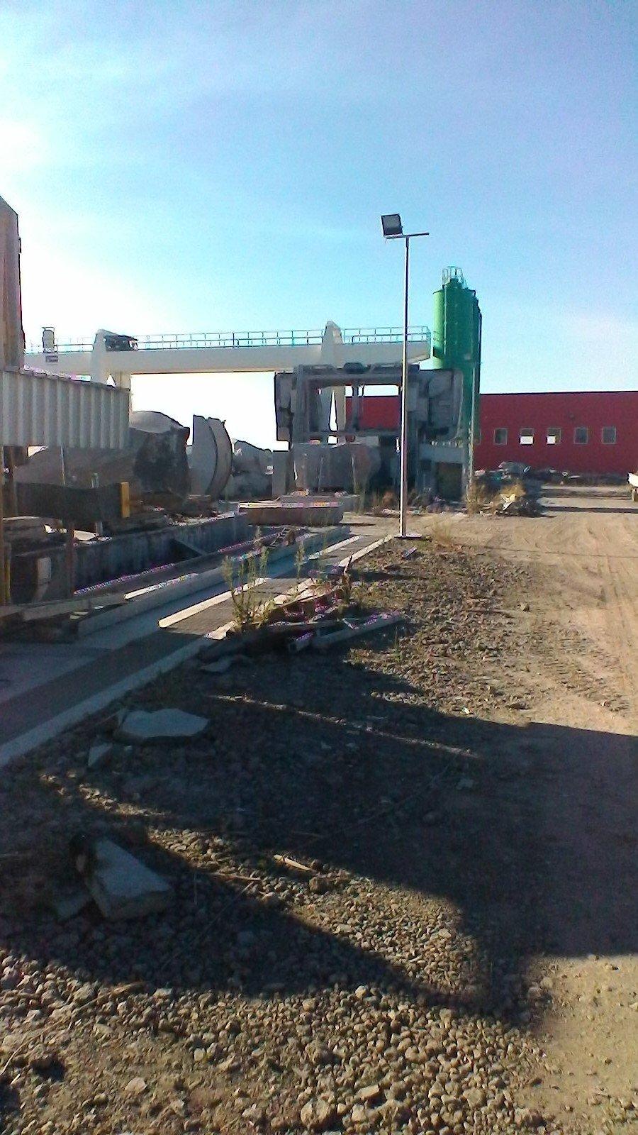 cantiere in costruzione