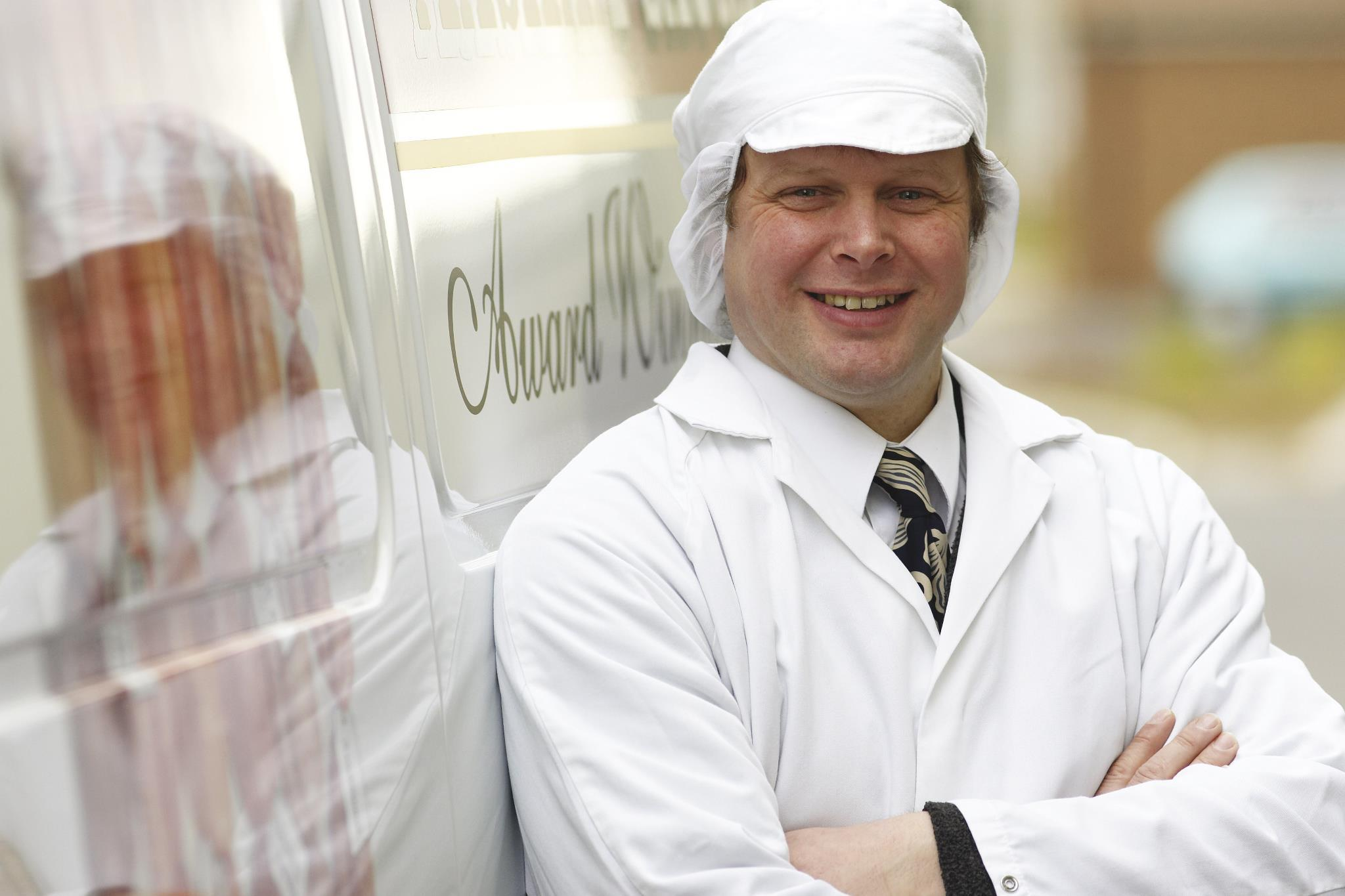 Our expert in speciality sausages in North Yorkshire