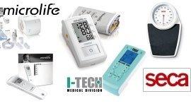 Areosol, bilancia, misuratore pressione microlife