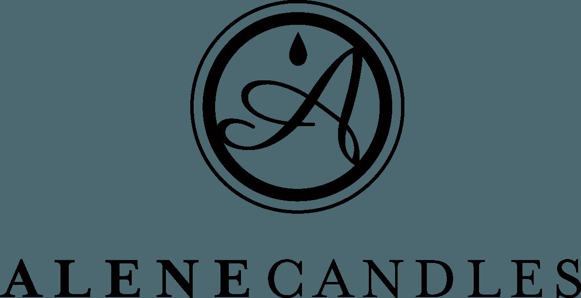 Alene Candles logo