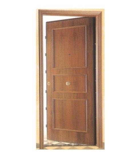 Portoncino ingresso con telaio in legno