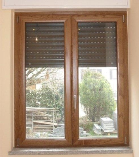 Serramento alluminio/legno