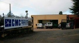 produzione infissi industriali, montaggio infissi industriali, vetrate per capannoni
