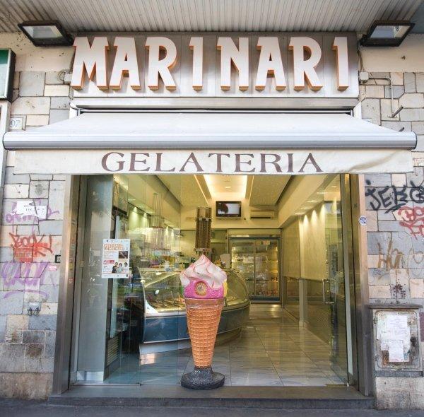 gelateria artigianale romana