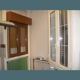 finestre in pvc, infissi