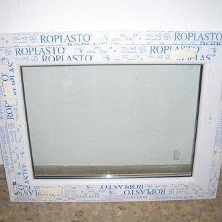 Finestra in pvc PROFILO RONDO