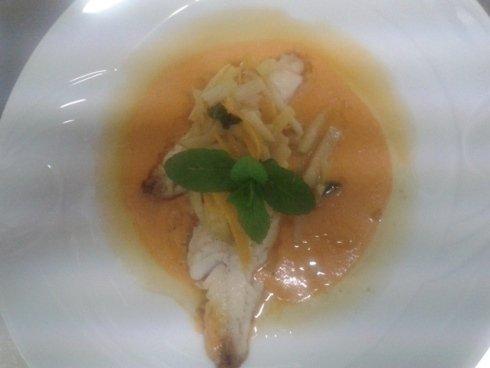 Primo piatto di pesce