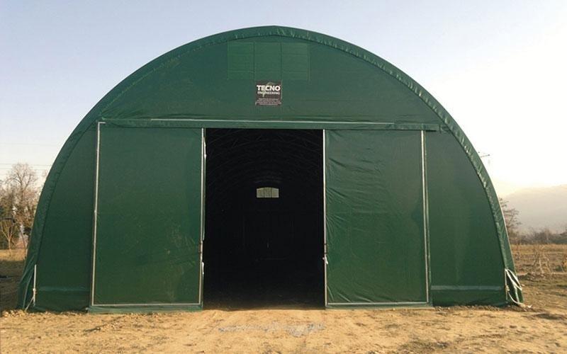 capannone verde