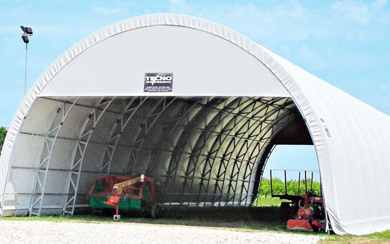 Landwirtschaftliche Hallen