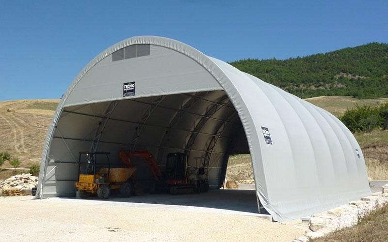 Agricultural production tunnels