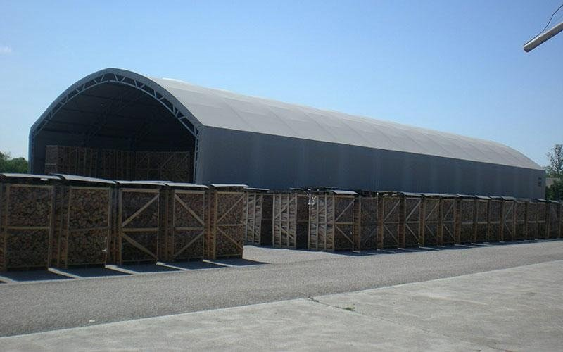 Machinery shelters
