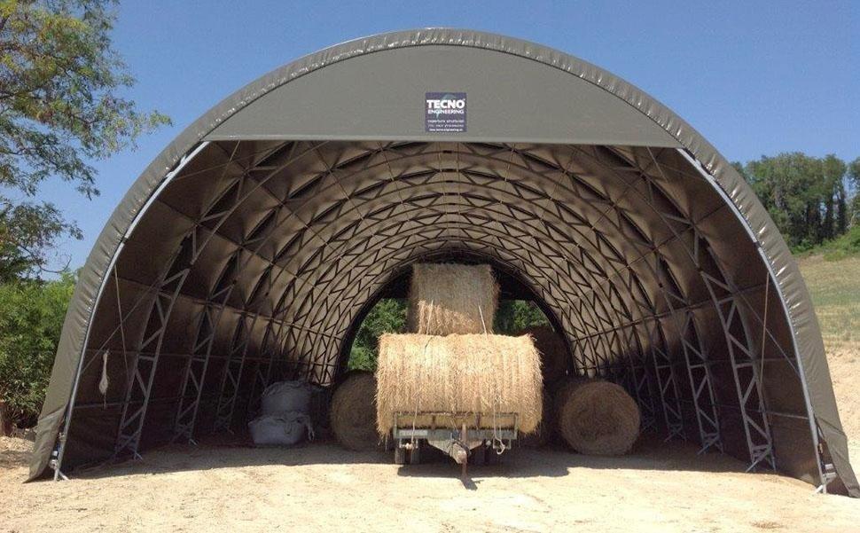 tunnel ad arco doppio