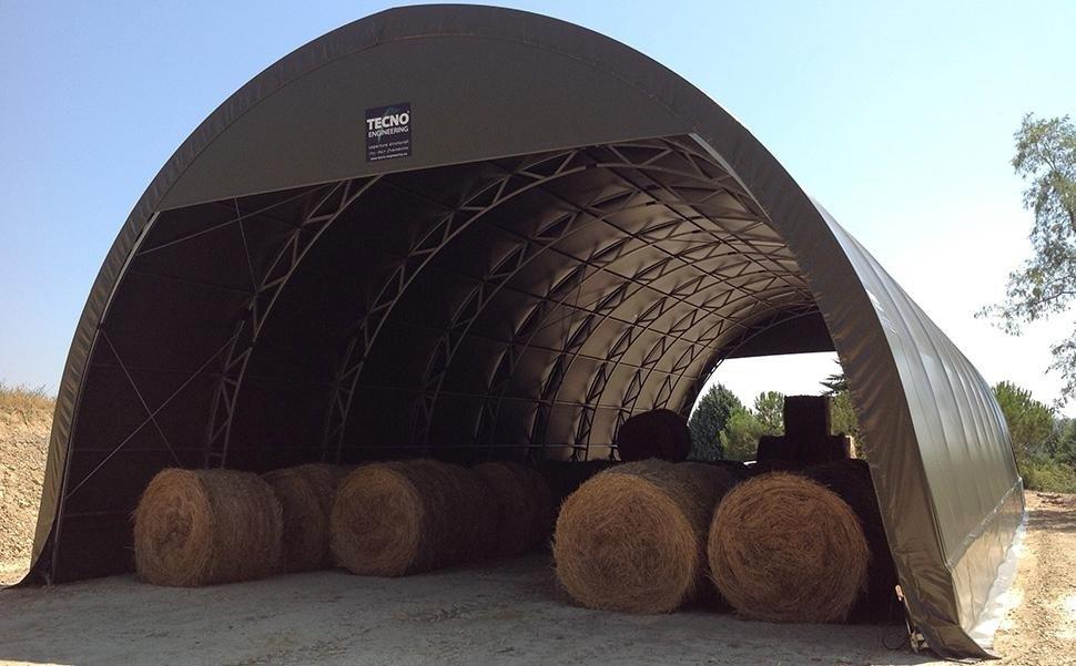 tunnel doppio arco